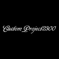 Custom Project2300