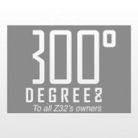 300° DEGREEZ