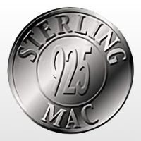 STERLING 925 MAC