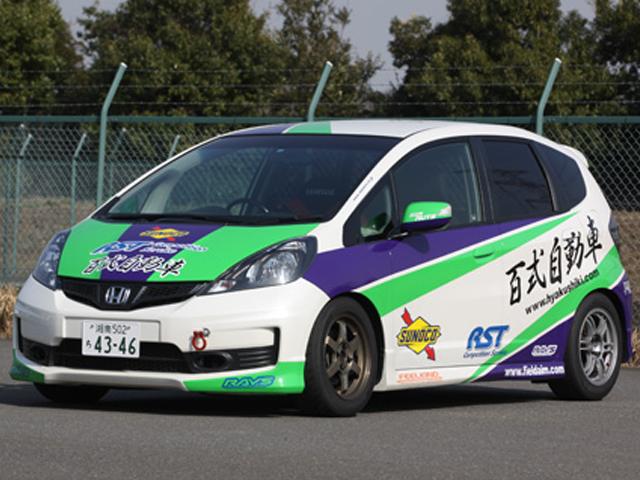 百式自動車GE8(N0-TEC)