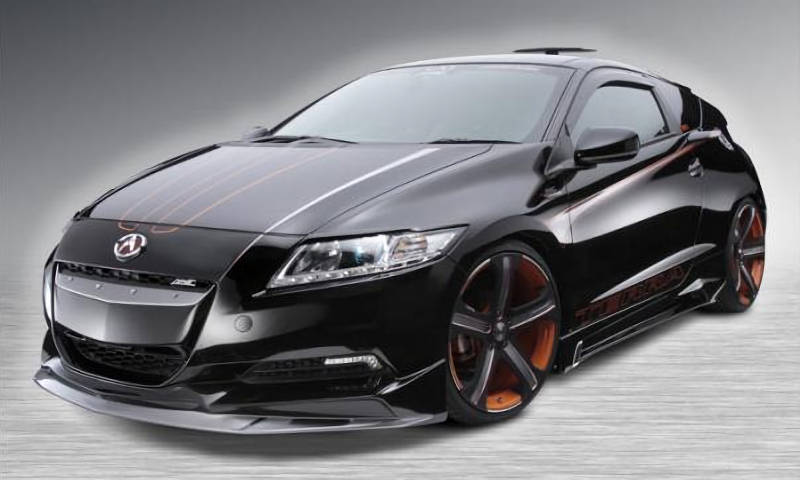 Active Motoring Style CR-Z