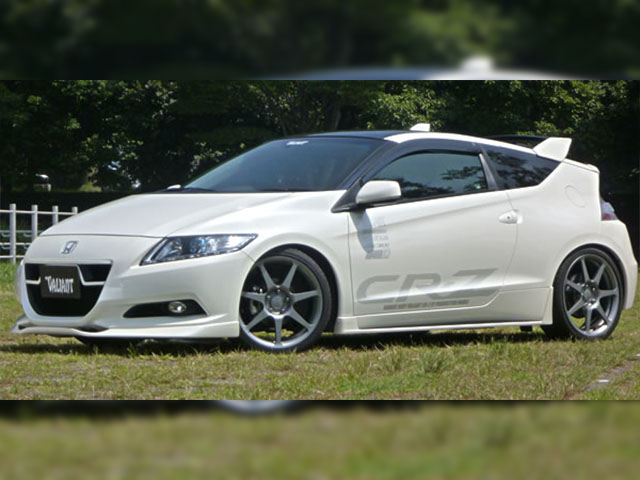 GARAGE VARY ~VALIANT~ CR-Z