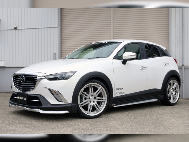 KENSTYLE CX-3