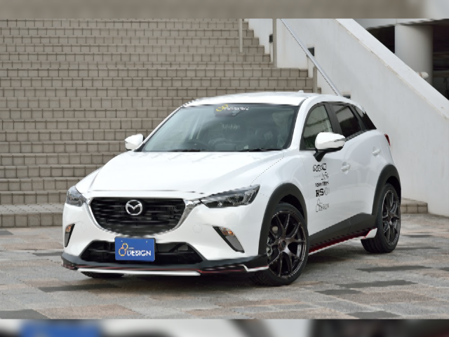 EIGHT DESIGN CX-3