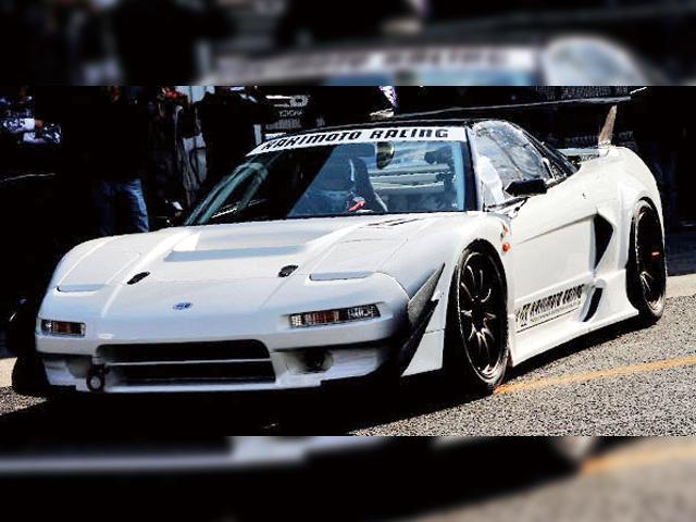 柿本改Racing NSX