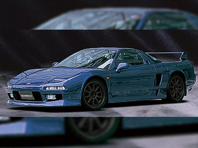 BEHRMAN-GT NSX