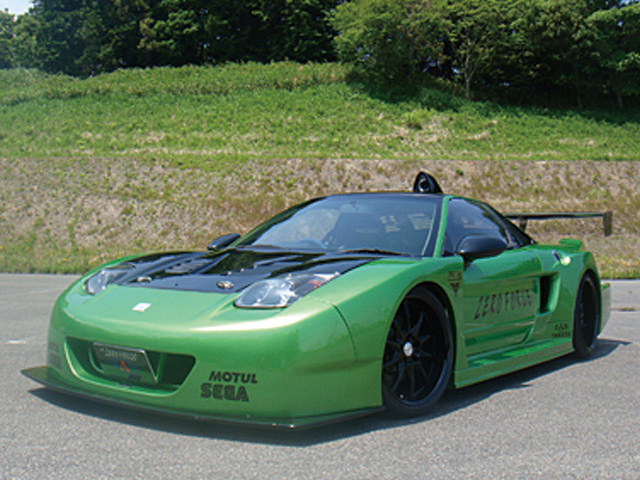 ROUTE KS ZERO FORCE FINAL NSX
