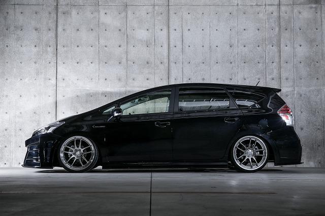 KUHLHYBRID ZVW40 PRIUSα 40R-GT