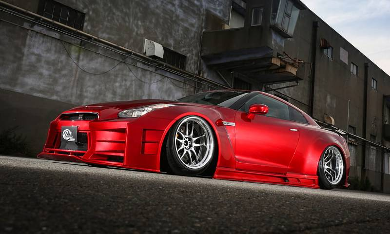 Kuhl Racing R35 Wide Body Ver.1