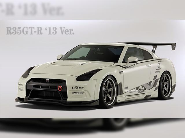VARIS R35GT-R '13Ver.