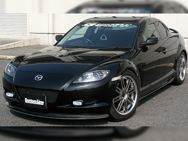 CHARGESPEED RX-8