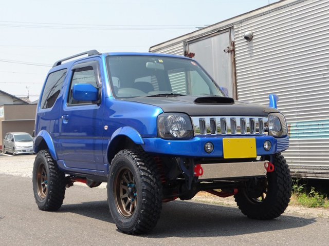 4WD PROJECT ジムニー