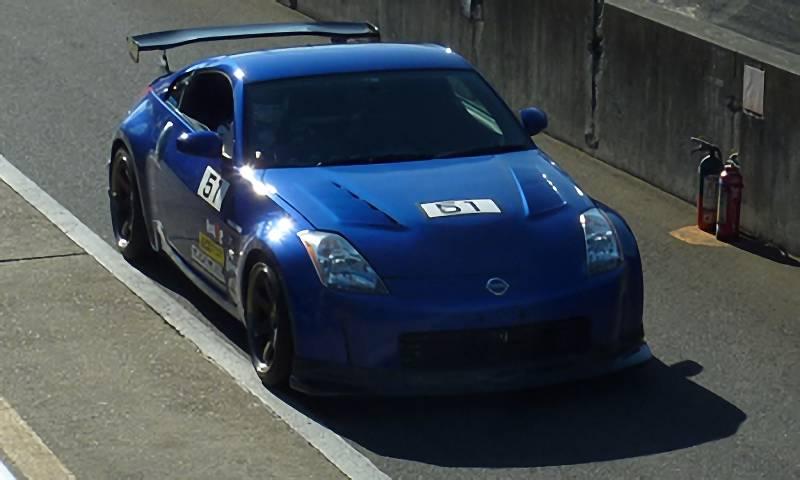 ORIGINAL RACING Z33