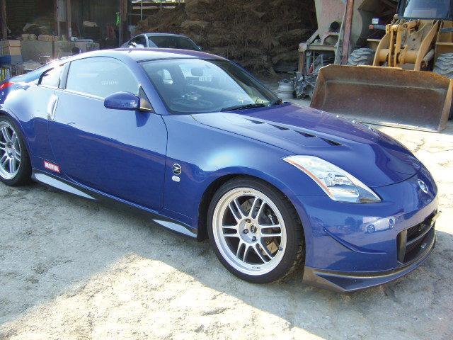 Garage力 Z33