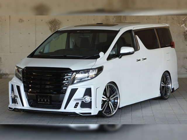 M'z SPEED EXCLUSIVE ZEUS GRACELINE ALPHARD(A)