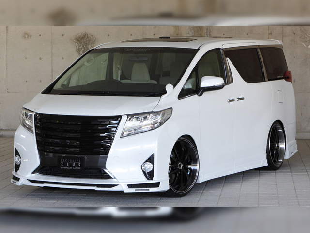 M'z SPEED EXCLUSIVE ZEUS GRACELINE ALPHARD(B)