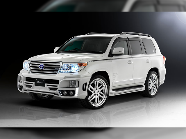 ROWEN SV-PREMIUM EDITION LAND CRUISER