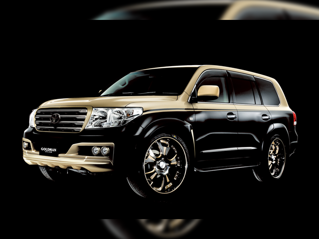 GOLDMAN CRUISE LAND CRUISER