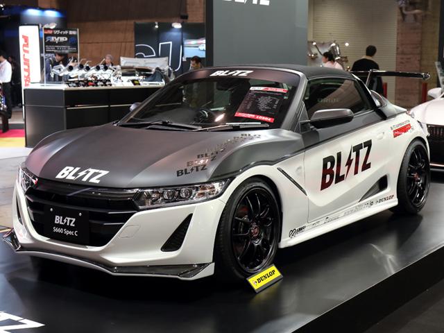 BLITZ S660スペックC