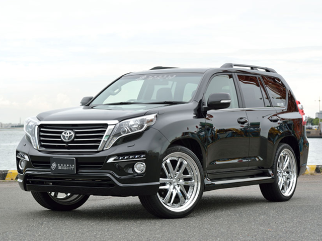 LAND CRUISER PRADO 150 DOUBLE EIGHT