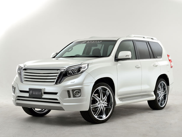 DOUBLE EIGHT LAND CRUISER PRADO 前期