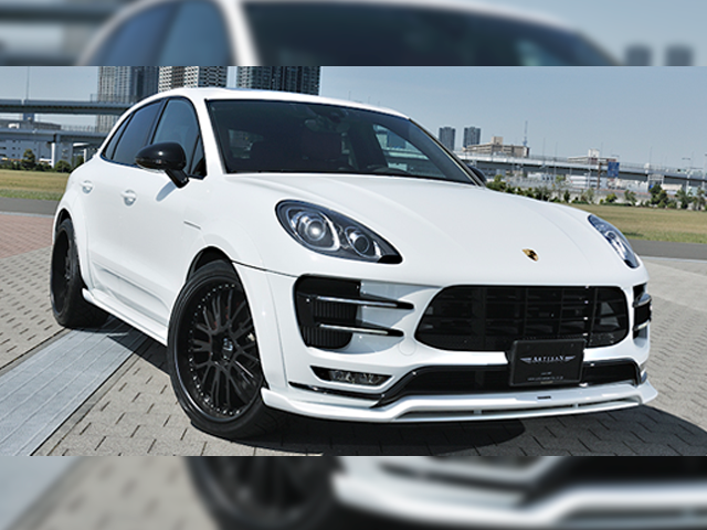 ARTISAN SPIRITS BLACK LABEL PORCHE Macan Turbo