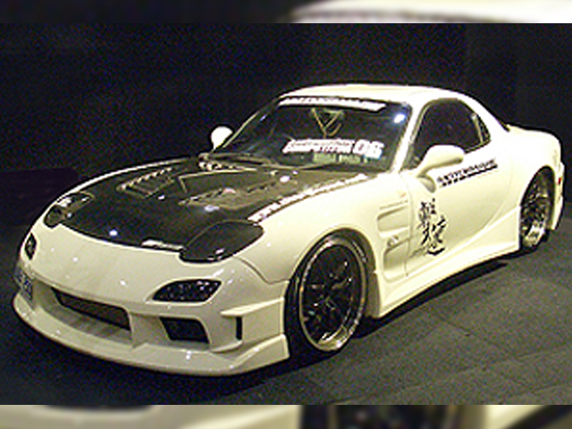 CHARGE SPEED 激速ワイドボディキット Type-1 RX-7