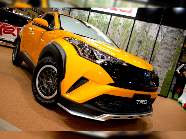 TRD EXTREME STYLE C-HR