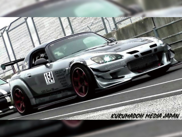 KURUMADOH CUSTOM FACTORY S2000