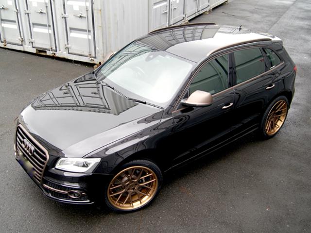 makeover Audi SQ5