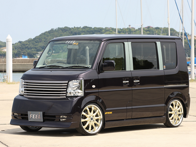 LABEL NO.Ⅱ Series EVERY WAGON(DA64W)