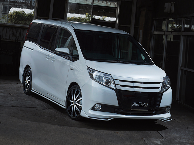 neo AUTO MOTIVE DESIGN ノア