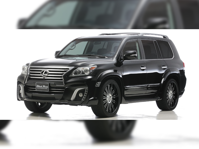 WALD SPORTS LINE BLACK BISON EDITION LX570