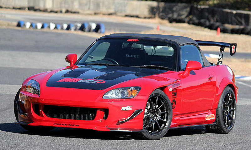 TRACY SPORTS S2000