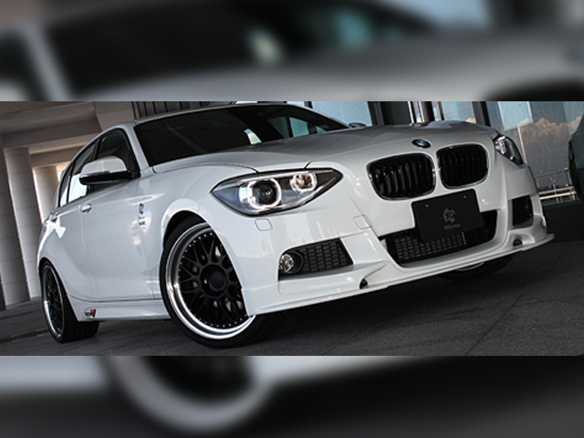 3D Design BMW 1series M-Sport(F20)