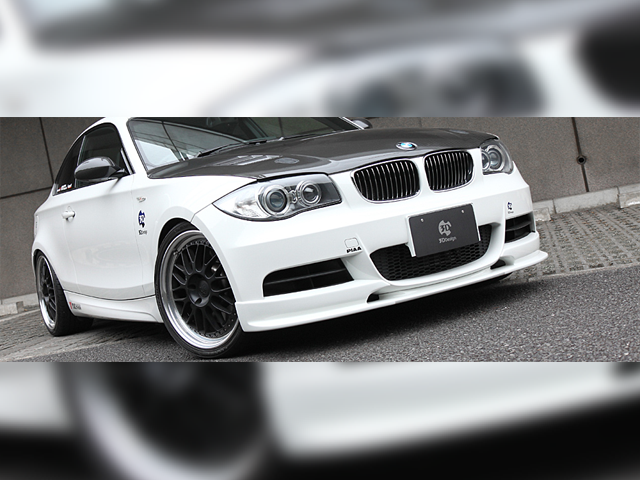3D Design BMW 1series M-Sport(E82)