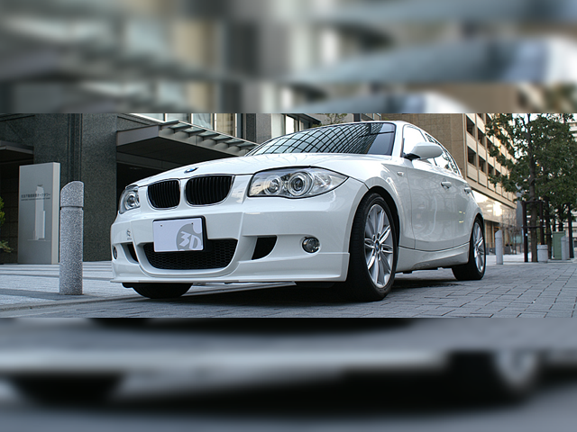 3D Design BMW 1series M-Sport(E87)
