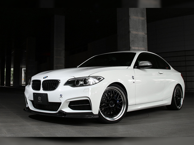 3D Design BMW 2series M-Sport(F22)