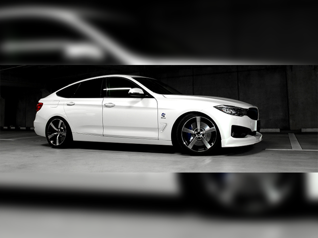 3D Design BMW 3Series GT(F34)