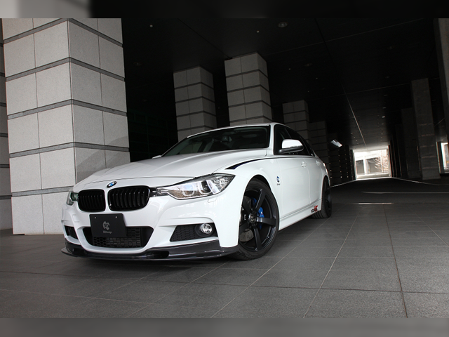 3D Design BMW 3Series M-Sport(F30/31)