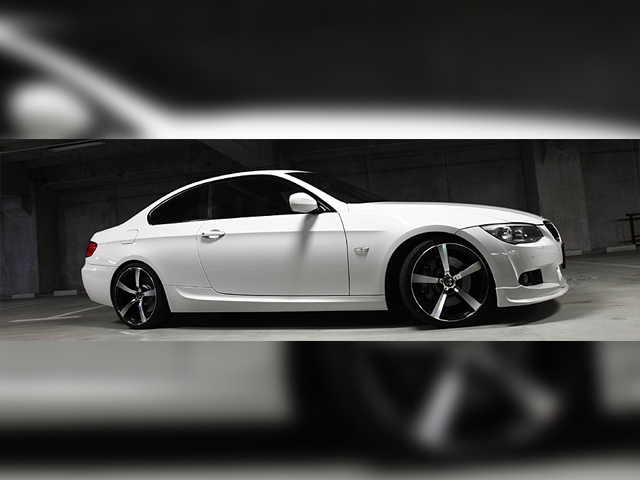 3D Design BMW 3Series M-Sport LCI(E92/E93)