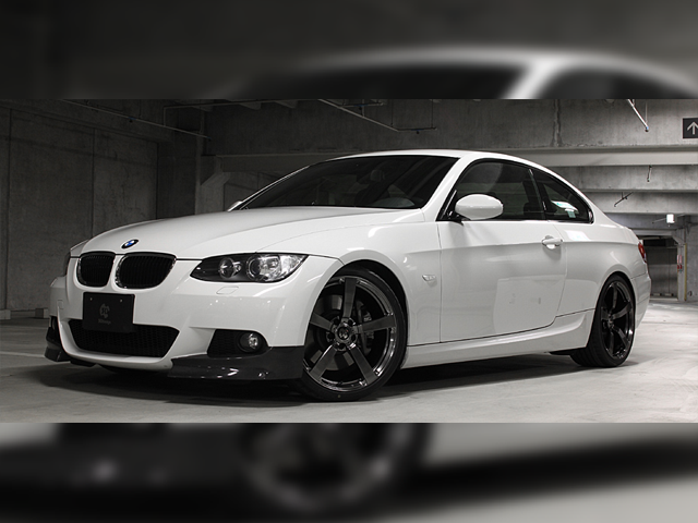3D Design BMW 3Series M-Sport (E92/E93)