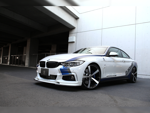 3D Design BMW 4Series M-Sport (F32/F33)