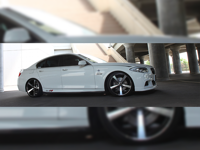 3D Design BMW 5Series M-Sport(F10/11)