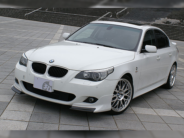 3D Design BMW 5Series M-Sport(E60)