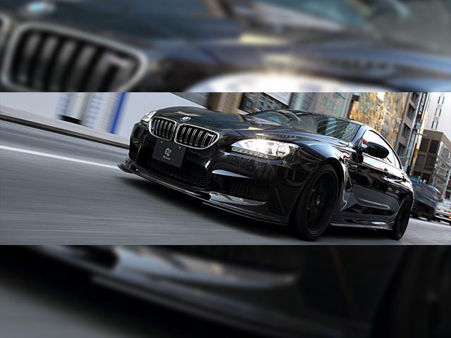 3D Design BMW M6 (F06/F12/F13)