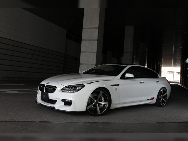 3D Design BMW 6Series M-Sport(F06/F12/F13)