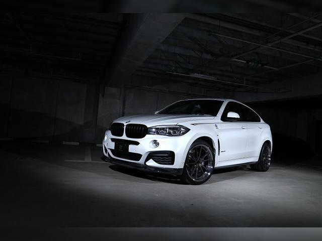 3D Design BMW X6 M-Sport (F16)