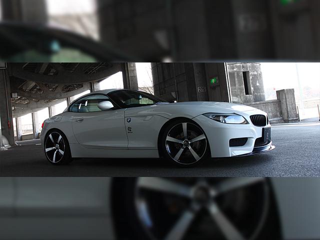 3D Design BMW Z4 M-Sport (E89)