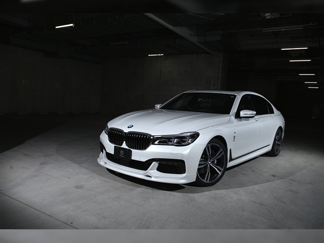 3D Design BMW 7Series M-Sport(G11)